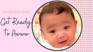 Just Look At These Cute Faces 😊 - Hilarious Baby - Adorable Moments