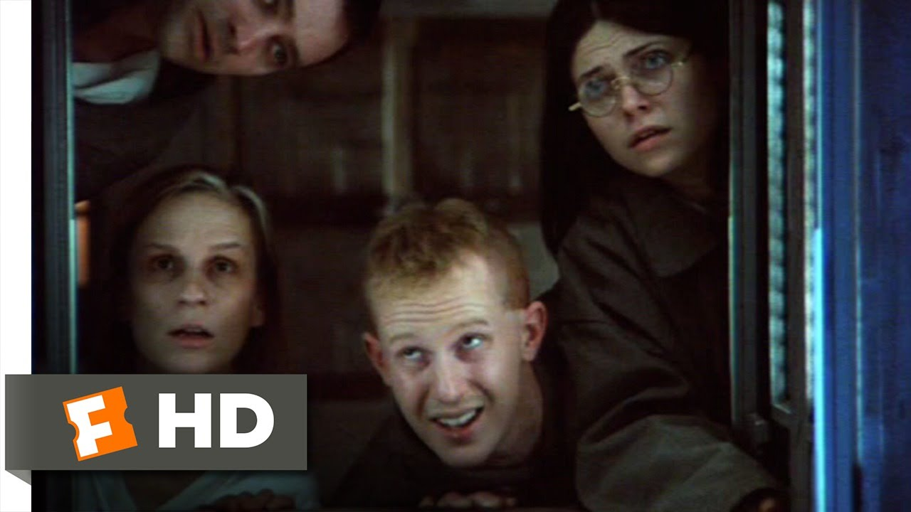 Download Cube (8/12) Movie CLIP - Sound Activated (1997) HD