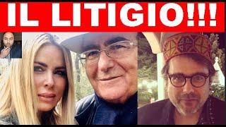 GRAVE LITIGIO IN CASA DI AL BANO - ECCO COSE SUCCESSO... YouTube Videos