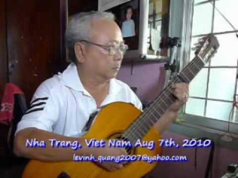 HOA NỞ VỀ ĐÊM (Manh Phat)_Guitar solo: Levinh Quang