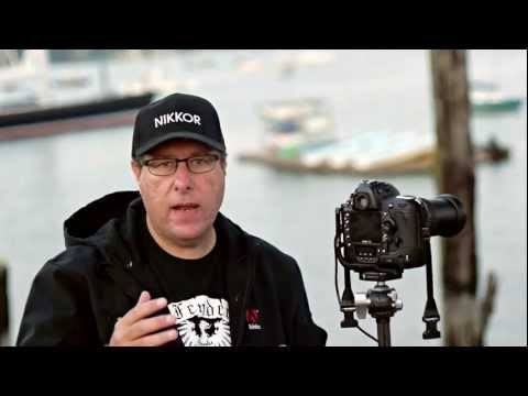 Long exposure tutorial with Scott Kelby