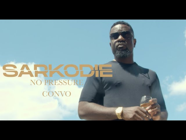 Sarkodie - No Pressure convo (Trailer)