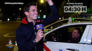 EDU AGUIRRE pasa la noche EN VELA con el ESTRENO de 'El CHIRINGUITO' en Radio Marca