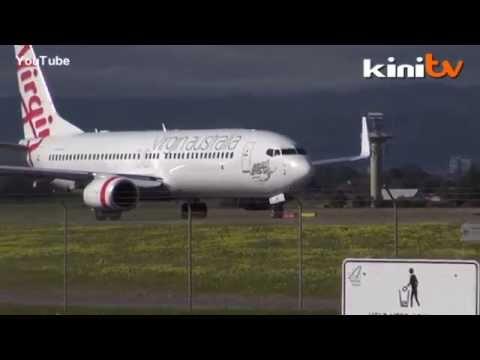 Drunk passenger triggers hijack panic