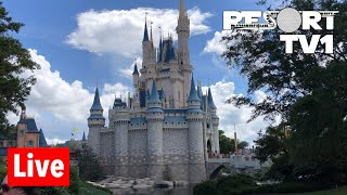🔴Live: Magic Kingdom Live Stream - 7-20-18 - Walt Disney World