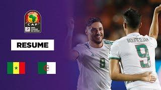 CAN 2019 : L'Algérie remporte la compétition dans une finale électrique