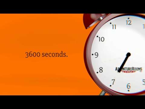 3600 seconds to escape from AdventureRooms Oslo