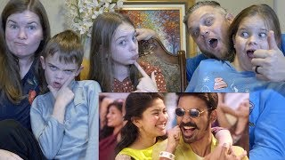 Maari 2 Rowdy Baby Song Reaction