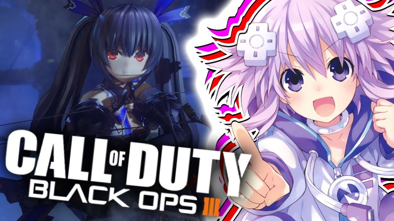 Call Of Duty Neptunia Ops 3 The Best Call Of Duty Mod Ever Made Neptunia Anime In Black Ops 3 Youtube
