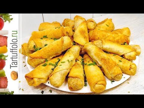 Язык можно проглотить! Тесто на кипятке и Потрясающее блюдо в духовке