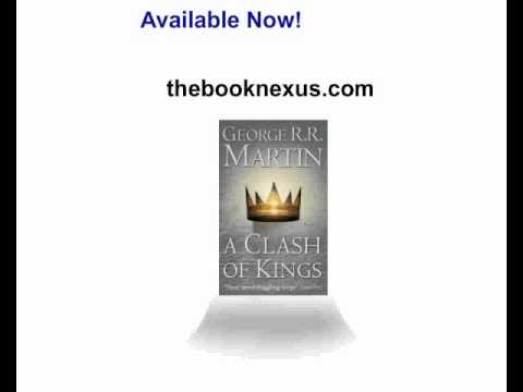 A Clash Of Kings By George R Martin