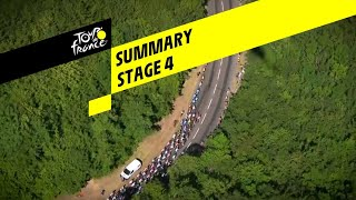 Tour de France 2019: sammenvatting etappe 4
