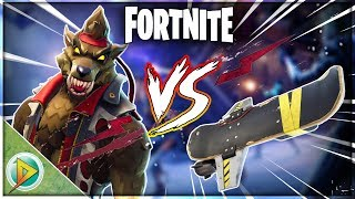 FORTNITE: SALVE O MUNDO - DESAFIO DO NINJA LUPINO VS HOVERBOARD