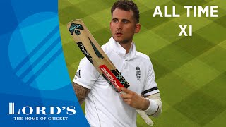 Cook, Sehwag & Sobers - Alex Hales' All Time XI