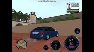 GTA San Andreas Jack Daniels DoN™BraVoo Lada 2114 Və Priora Blue