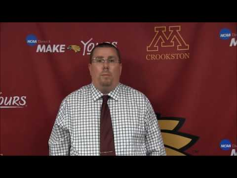 UMC VB Post-Game vs. Minnesota Duluth (Sept. 15, 2016)