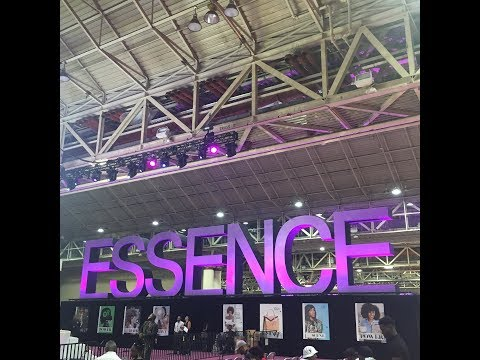 Chante Moore speaks LIVE at the 2017 Essence Festival in New Orleans