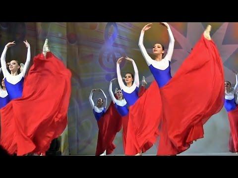 Russia - We Are Your Children (dance - Show) Шоу Россия – мы дети твои танец
