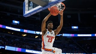 Florida vs. ETSU: Florida puts on a dunkfest!