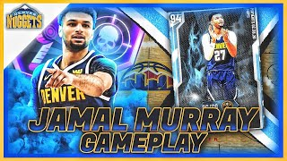 DIAMOND JAMAL MURRAY GAME PLAY. 51 POINTS AND 11 ASSIST IN NBA 2K20 MYTEAM. BUDGET BEAST LIGHTS OUT.