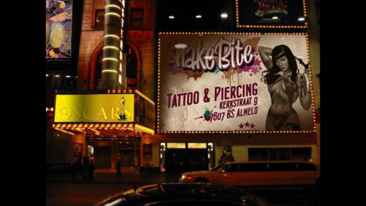Snakebite Tattoo Piercing Almelo
