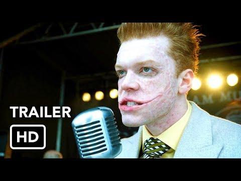 "Gotham Season 4 ""Jerome"" White Band Trailer (HD)"