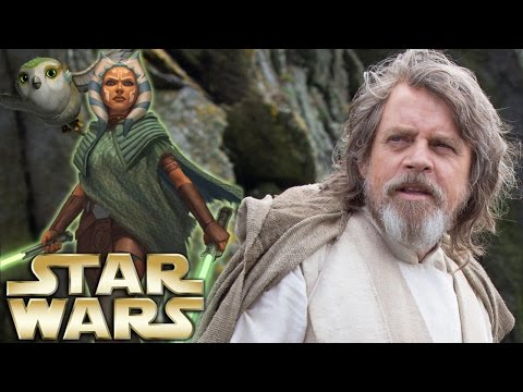 Do the Protectors of Ach-To have ties to Ahsoka Tano? Star Wars Episode 8 RUMOR
