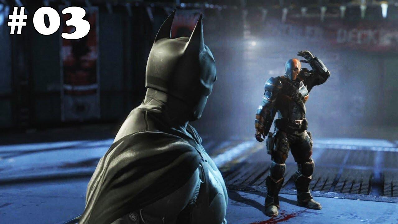 Batman Arkham Origins : Walkthrough / Gameplay #03 - YouTube