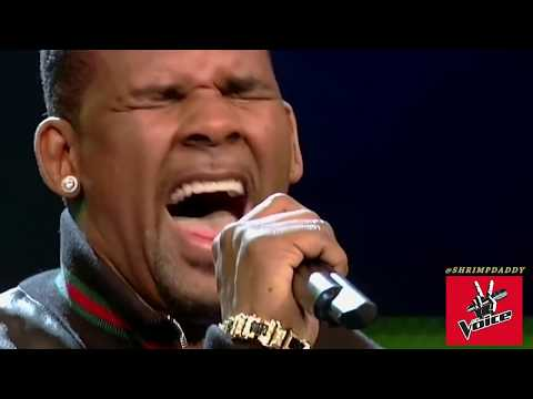 Thumbnail: THE VOICE SURPRISE BLIND AUDITION R. KELLY