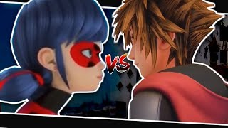 😤KINGDOM HEARTS & MIRACULOUS LADYBUG CONTENT PROBLEM😤 | (very important to listen)