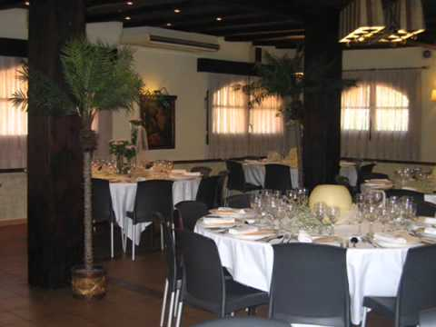 restaurante Las Botas, Castelldefels. salón Bodas, Barcelona