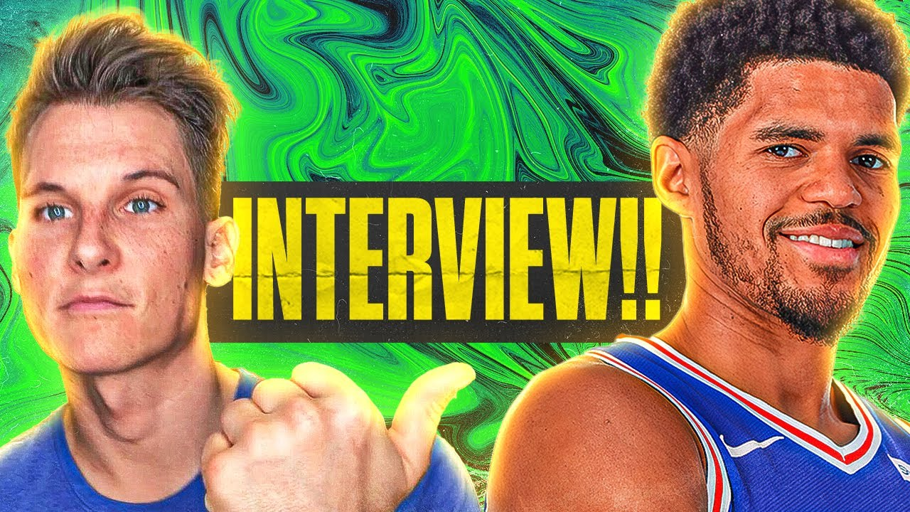 Sixers CAN WIN a championship if... [TOBIAS HARRIS INTERVIEW]