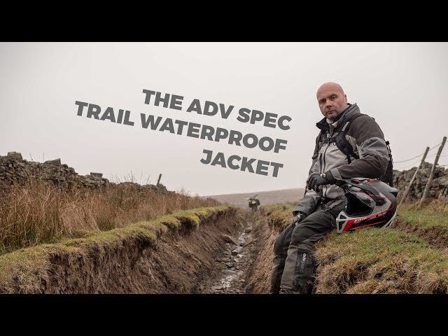 The ADV Spec Trail Waterproof Jacket - everything you need to know...