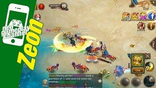 Zeon - gameplay 7.20 minute, frist start