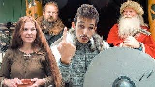 Gambar cover Norveç'te Viking Köyüne Gittim! - Bakın nasıl yaşıyorlar?
