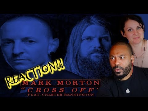 Mark Morton & Chester Bennington Cross Off Reaction!! Mp3