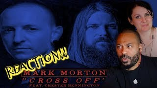 Mark Morton & Chester Bennington Cross Off Reaction!!