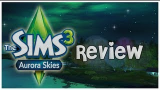 The Sims 3 Store: Aurora Skies Review