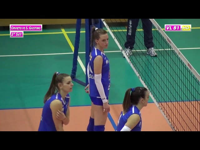 Orvieto vs S  Giustino - 2° Set