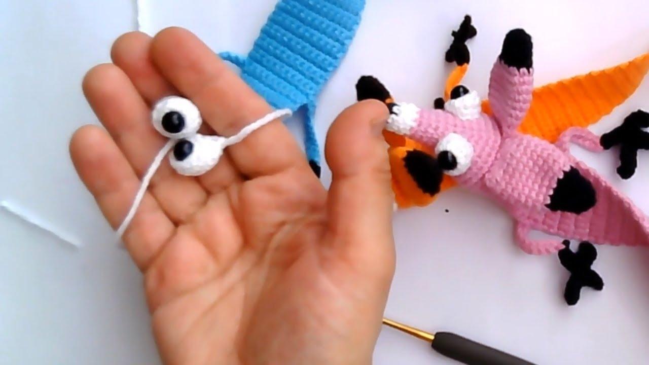 Amigurumi tilki kitap ayracı kulak yapımı ayraç nasıl yapılır fox ... | 720x1280