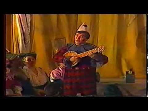 """Дяченко """"Серенада Арлекіна"""" Pagliacci LIVE 1985 Kyiv"""
