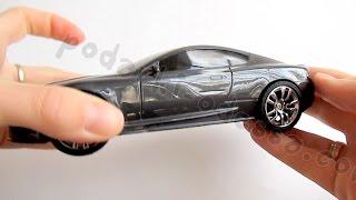 Портативный плеер-колонка Aston Martin (USB, SD, Радио, 3.5 мм) (Видео обзор) podarki-odessa.com