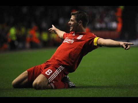 Steven Gerrard - Irreplaceable - Liverpool FC (HD)
