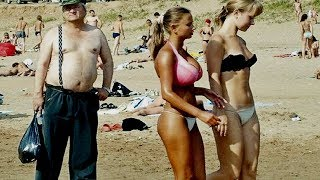RIGHT MOMENT BEACH PICS!FUNNY FAIL COMPILATION