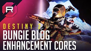 Destiny 2 Enhancement Cores Bungie Blog thumbnail
