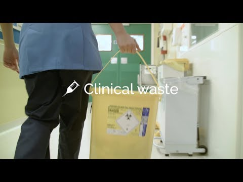 Grundon Waste Management - Clinical and Healthcare Waste Collection and Disposal Service