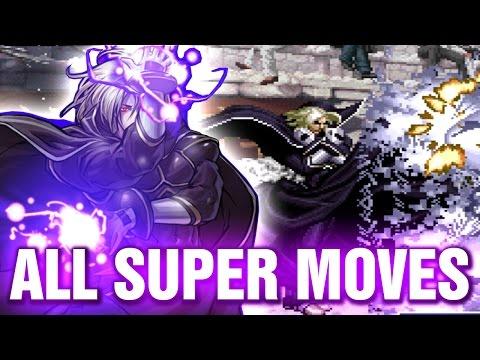 KOF 2001 All Desperation Super Moves King of Fighters 2k1 SDM DM LSDM LDM