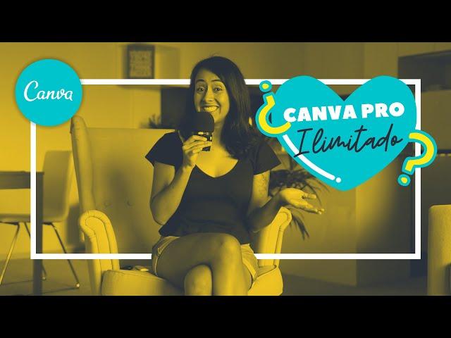 Canva Pro ¿ahora incluye todo? | Aprende Canva con Diana Muñoz