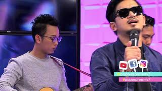 Xpose Band - Maafkan Ku (live acoustic) | Pop Express
