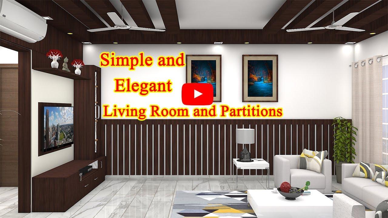 Elegant Living Room Parions